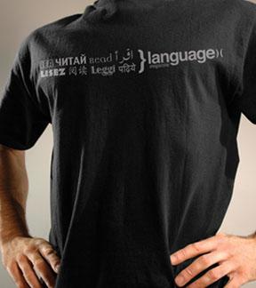 LangMag Read T-Shirt