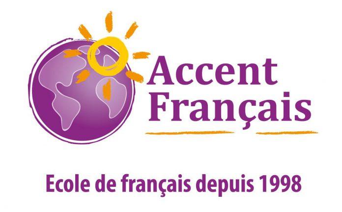 accent francais logo