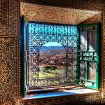 morrocco window