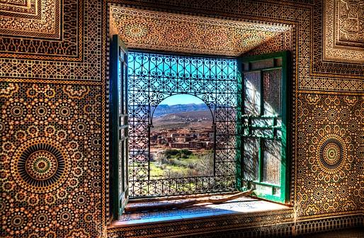 morrocco window