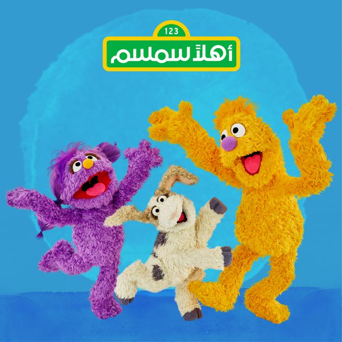 An Arabic 'Sesame Street,' For Refugee Children In The Middle East : NPR