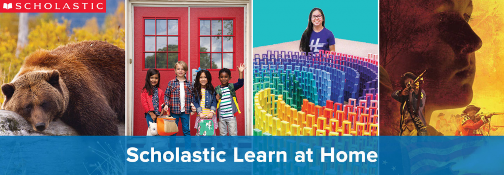 Scholastic Offers Free Learn At Home Program - Language Magazine
