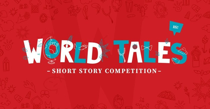 World Tales Short Story Competition logo